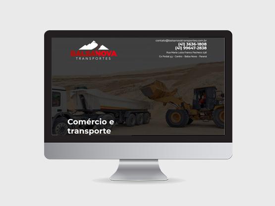 Balsa Nova Transportes